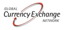 Global Currency Exchange Network Logo